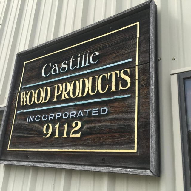 castille wood products, soundproof windows